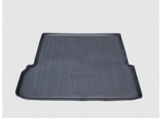 Резиновый коврик в багажник для Toyota Land Cruiser Prado 2009- по н.в. (фото)