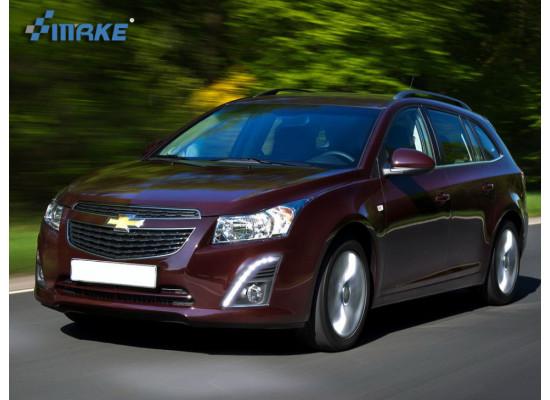 ДХО для Chevrolet Cruze 2013-2015 г.в. с поворотниками! (фото)