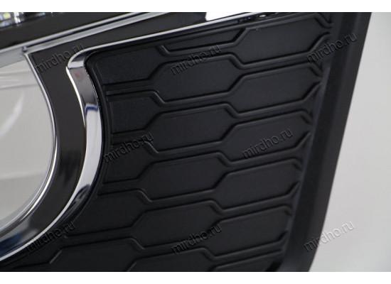 ДХО для Chevrolet Captiva 2014-2016 Вариант 1
