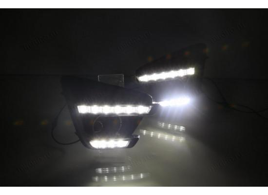 ДХО для Mazda CX 5 2011-2017 вариант 7 (фото)