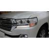 Фары на Toyota Land Cruiser 200 Series Рестайлинг 2 2015-пон.в. (фото)