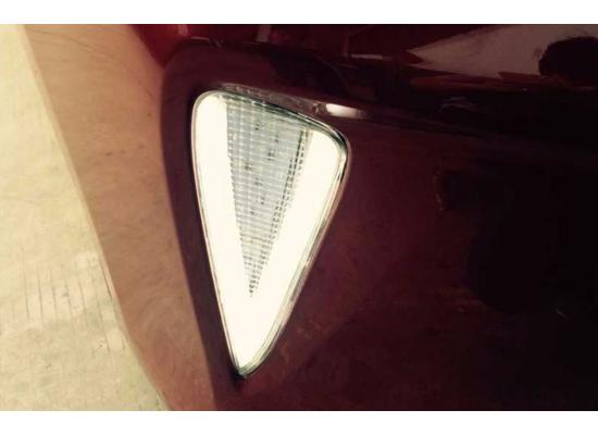 ДХО для Toyota Camry 7 Рестаилинг 2014-2017. Вариант 3 (фото)