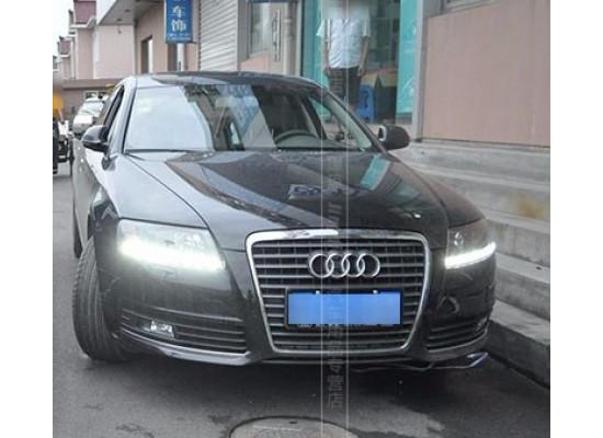 Фары для Audi A6 III Рестайлинг 2008 - 10