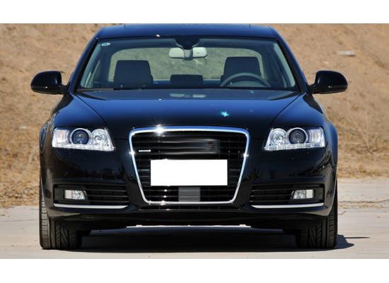 Фары для Audi A6 III Рестайлинг 2008 - 10 (фото)