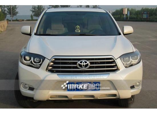 Фары для Toyota Highlander 2 2007-10 Вариант 1