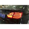 Задние фонари для Toyota Camry 7 Рестаилинг 2014-2017 (фото)