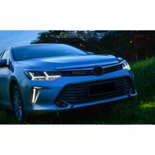 Фары для Toyota Camry 7 2014-2017. Вариант 1 (фото)
