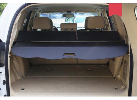 Шторка багажника для Toyota Land Cruiser Prado 2009-н.в. (фото)