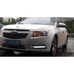 ДХО для Chevrolet Cruze в стиле Мерседес Е класс