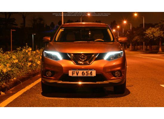 Фары для Nissan X-Trail 3 2015-по н.в. Вариант 1