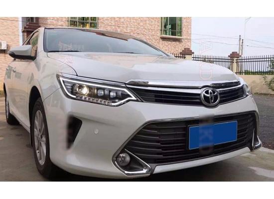 Фары для Toyota Camry 7 2014-2017. Вариант 2 (фото)