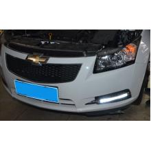 ДХО для Chevrolet Cruze 9 диодов с поворотниками