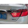 Задние фонари на Toyota Camry 7 2011-14 в стиле БМВ 7 вариант 2