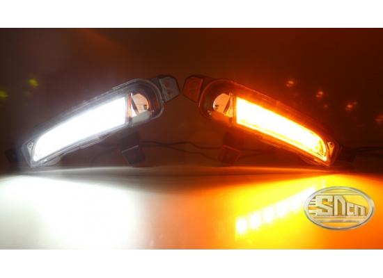 ДХО для Suzuki Vitara II 2014- по н.в. (фото)