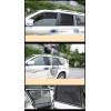 Сетки на окна для Toyota Land Cruiser Prado 2017- по н.в. (фото)