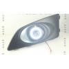 Противотуманные фары с ангельскими глазками для Chevrolet Aveo 2