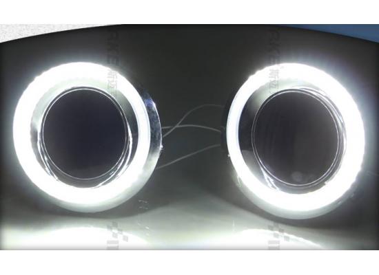 ДХО для Toyota Prado 150 Рестаилинг 1 2013-2017. Вариант 1 (фото)