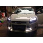 ДХО для Ford Focus 3 U-образные