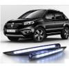 ДХО для Renault Koleos 2011-16 (оба рестайлинга) Вариант 1