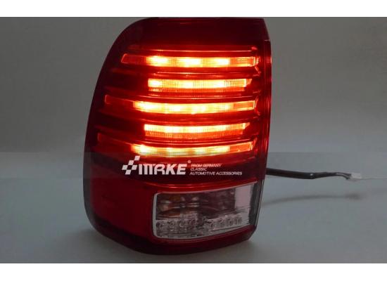 Задние фонари для Toyota Land Cruiser 100 2000-07