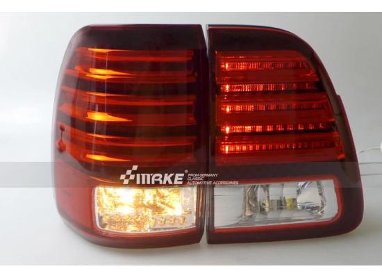 Задние фонари для Toyota Land Cruiser 100 2000-07 (фото)