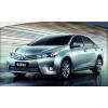 ДХО для Toyota Corolla 11 2013-16 с поворотниками. Вариант 6