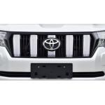 Тюнинг решетки радиатора для Toyota Land Cruiser Prado 150 2017-по н.в. Рестайлинг 2
