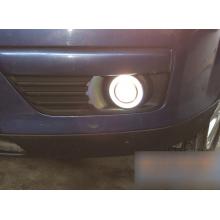 Противотуманные фары с ангельскими глазками для Ford Focus 2 2005-08 (фото)