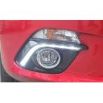 ДХО для Mazda 3 III 2013 - 2016. Вариант 1 от YDC