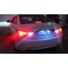 Задние фонари для Hyundai Elantra 5 и 5 Рестаилинг 2010-2016 в стиле БМВ
