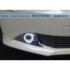 Противотуманные фары с ангельскими глазками для Toyota Camry V50 2011-14