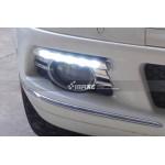 ДХО для Mercedes-Benz C-klasse до рестайлинг 06-10г.в. вариант А