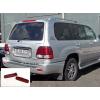 Задние габариты (ДХО) и доп. стоп сигналы в задний бампер для Toyota Land Cruiser 100