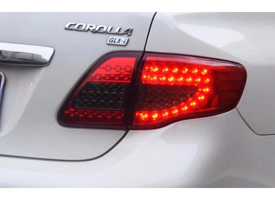 Задние фонари для Toyota Corolla 9 2006-10 Вариант 2