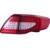 Задние фонари для Toyota Corolla 9 2006-10 Вариант 2 (фото)