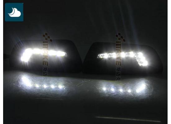 ДХО для Mercedes-Benz C-klasse до рестайлинг 06-10г.в. вариант С