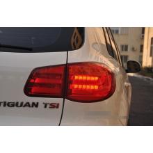 Задняя оптика для Volkswagen Tiguan 2007-11. Вариант 1 (фото)