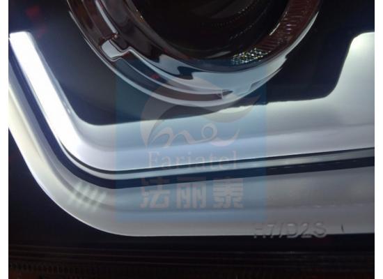 Фары для  Nissan X-Trail 2 Рестаилинг 2010-15. Вариант 2