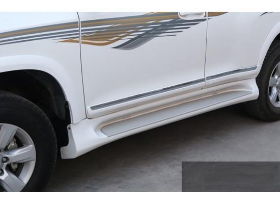 Накладки для дверей для Toyota Land Cruiser Prado 2009- по н.в. (фото)