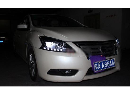 Фары для Nissan Sentra 7 2012- по н.в. (фото)