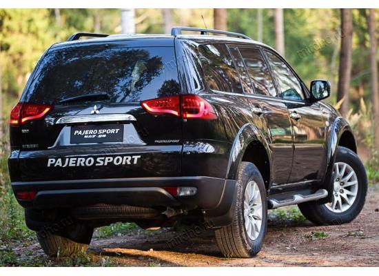 Задние фонари для Mitsubishi Pajero Sport 2 и 2 Рестаилинг 2008-2016 (фото)