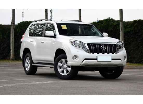 Фары для Toyota Prado 2013-2017. Вариант 1 под оригинал