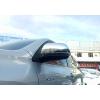 Накладки на зеркала для Toyota Highlander 2 2007-13