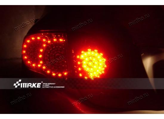 Задние фонари для Toyota Corolla 9 2006-10 Вариант 1 (фото)
