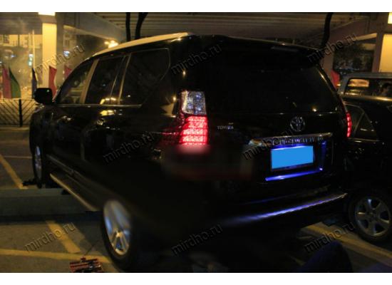 Задние фонари Toyota Land Cruiser Prado 150 (фото)