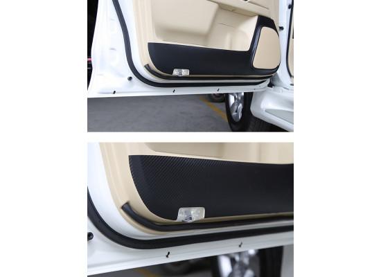 Подсветка дверей с логотипом для Toyota Land Cruiser Prado 2009- по н.в. (фото)