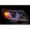 Фары для Subaru Forester III 2008-2012 Вариант 1 (фото)