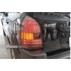 Задние фонари на Hyundai Tucson