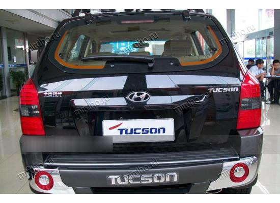 Задние фонари на Hyundai Tucson (фото)