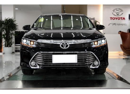 Фары для Toyota Camry 7 2014-2017. Вариант 3 (фото)